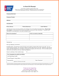 salvation army receipt sample donation forms free blank certificate templates free page