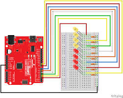 How To Wire Multiple Led Lights To One Switch Sik Experiment Guide For Arduino V3 2 Learn Sparkfun Com
