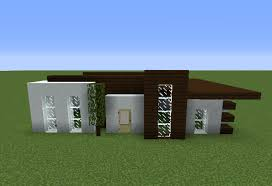 Small Picture Simple Minecraft Houses Modern House