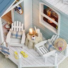 Aliexpress Buy Diy Miniature Wooden Doll House Furniture