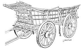 Drawn vehicle line 23