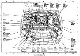 similiar 2002 ford explorer engine diagram keywords 2002 ford w 5 4 check charging light comes and off alternator volts