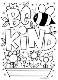 Educational fun kids coloring pages and preschool skills worksheets. 15 Printable Kindness Coloring Pages For Children Or Students Happier Human