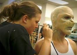 airbrush makeup for film and tv