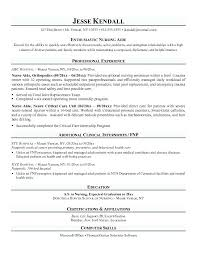 Work Experience Examples For Resume Resume Example No Experience