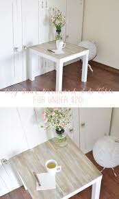 diy dining room table makeover. Tableduo Diy Dining Room Table Makeover