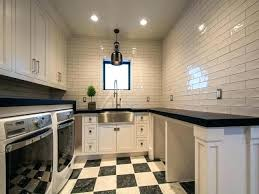 checd floor vinyl laundry room with checd floors black and white floor vinyl flooring black and