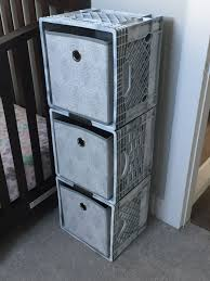 milk crate storage. Beautiful Crate Milk Crate Storage Spray Paint Milk Crates With Desired Color I Used Dark  Gray Intended Crate Storage K