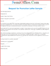 Elegant Application For Promotion Letter Robinson Removal Company