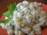 baja potato salad