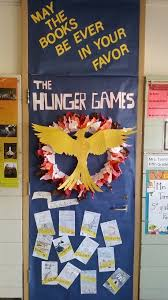 best hunger games catching fire images catching  love of reading door decoration 2015 the hunger games trilogy mockingjay