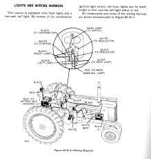 motor wiring john deere tractor wiring diagram m ignition 90 John Deere 317 Ignition Diagram at Free Wiring Diagrams John Deere
