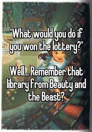 essay if you won lottery would you do neediness librarian ga essay if you won lottery would you do