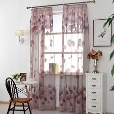 Purple Living Room Curtains Online Get Cheap Sheer Purple Curtains Aliexpresscom Alibaba Group