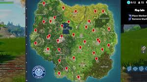 Vending Machine Locations Amazing Fortnite Battle Royale Vending Machines Locations Guide