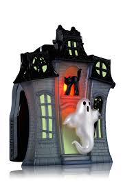 Bath And Body Works Halloween Night Light Light Up Haunted House Wallflowers Fragrance Plug