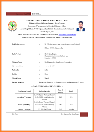 11 Fresher Teacher Resume Sample Download Trinity Training