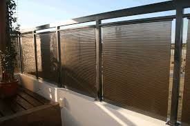 Balcony Fence modern fence railing glass railings philippines glass railing 2499 by guidejewelry.us