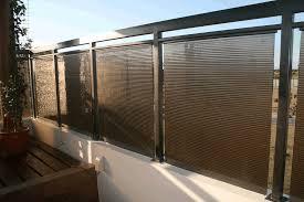 Balcony Fence modern fence railing glass railings philippines glass railing 2499 by xevi.us