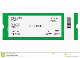 Printable Concert Ticket Template Simple 48 Unique Free Editable Concert Ticket Template Caoliushequ48