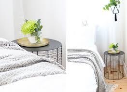 Cool Nachttisch Schlafzimmer Minimalistisch Wohnen Und Einrichten