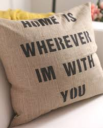 Pillow Quotes Beauteous DIY Quote Pillows Momtastic