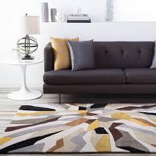 Modern Rugs For Living Room Top 10 Bold Modern Rugs