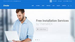 Best Multipurpose Html Website Templates Collection Themerex