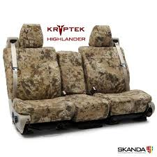 coverking kryptec camo seat covers