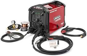 Lincoln Electric Powermig 210 Mp K3963 1