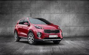 kia new car releaseKia Details AllNew Sportage Releases First Interior Photos