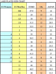 Hockey Skate Conversion Chart Tour Thor 808 Ice Hockey Skate