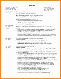 Resume Templates Free Download For Experienced New Stirring Resume