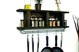 kitchen utensil hanging rack wall mounted utensil holder kitchen stainless steel view regarding kitchen utensil