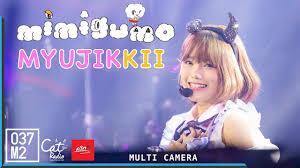 191124 BNK48 Music - Warukii [Myujikkii] @ Cat Expo 6 [Multicam Fancam  4k60p] - YouTube