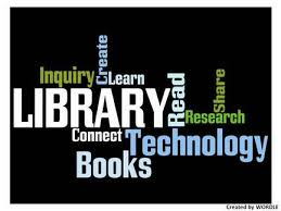 Image result for school library clipart