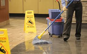 Kitchen Floor Mop Procedures And Tools To Ensure A Safe And Clean Restaurant