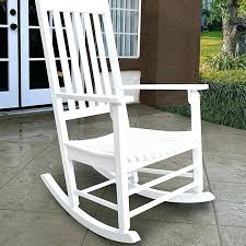 white wood outdoor rocking chair intended for outdoor wooden rocking chair plans outdoor wooden rocking chairs