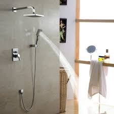 sprinkle single handle wall mount shower faucet