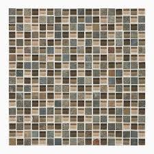 mosaic tile backsplash satisfying american olean delfino glass driftwood glass mosaic square