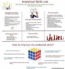 what are analytical skills analytical skills visual ly