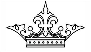 Small Picture Crown Colouring Pages Crowns Coloring Page King Free On Art Jpg