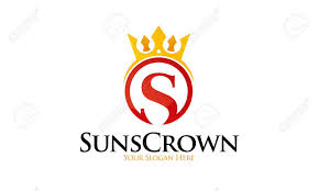 Logo With Crown Sun Crown Logo
