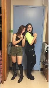 kim possible costume college costumes