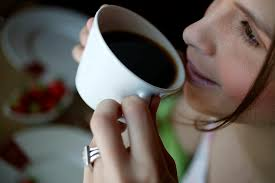 drinking coffee images.  Images A New Study Says Drinking Coffee Makes Us Better At This Important Activity   HelloGiggles Intended Drinking Coffee Images F