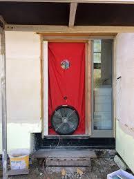Hausbauserie Teil 6 Blower Door Test Enviam Unternehmensblog
