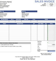invoice forms sales invoice example tunnelvisie