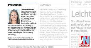 Personalia - Vorarlberger Nachrichten   VN.AT