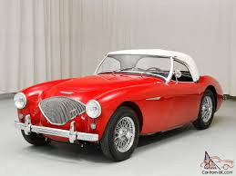 beautifully red 100 4 bn2 with hardtop from hyman ltd clic cars