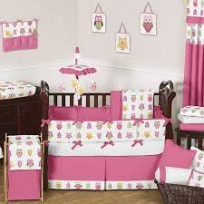 top baby crib bedding sets for girls